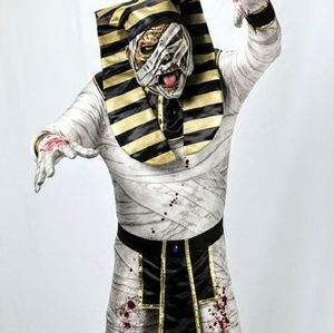 Mummy Morphsuit Halloween Costume Medium